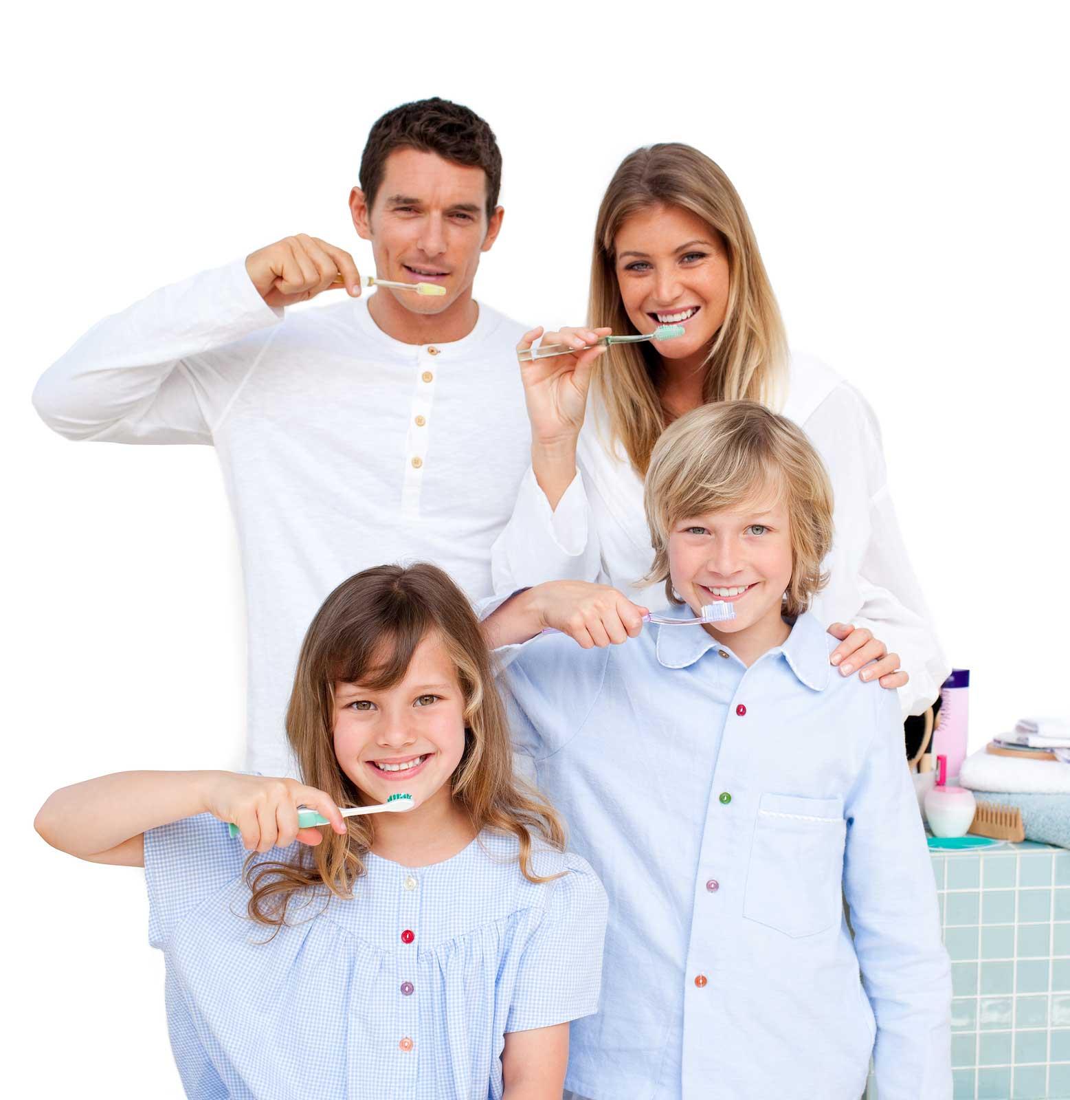 Cura dei Denti Famiglia, Check Up