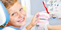 Dentista dei bambini - Pedodonzia