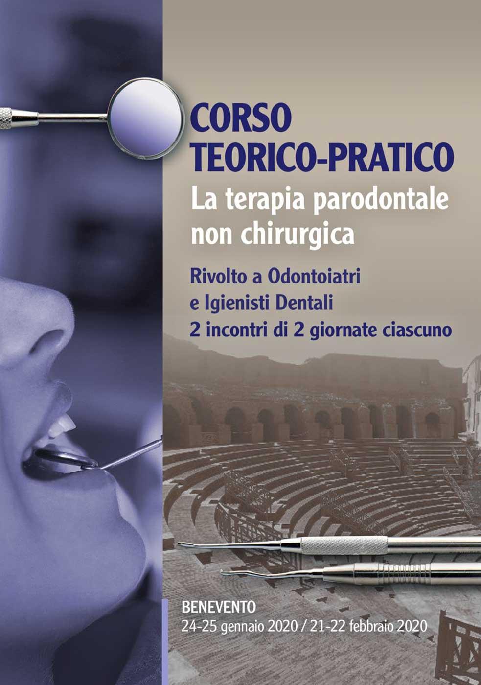 Corso La Terapia Parodontale non chirurgica